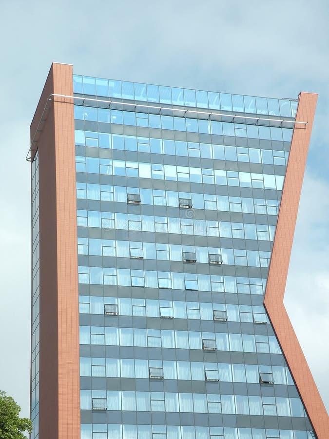 подъем hight здания самомоднейший стоковое изображение rf
