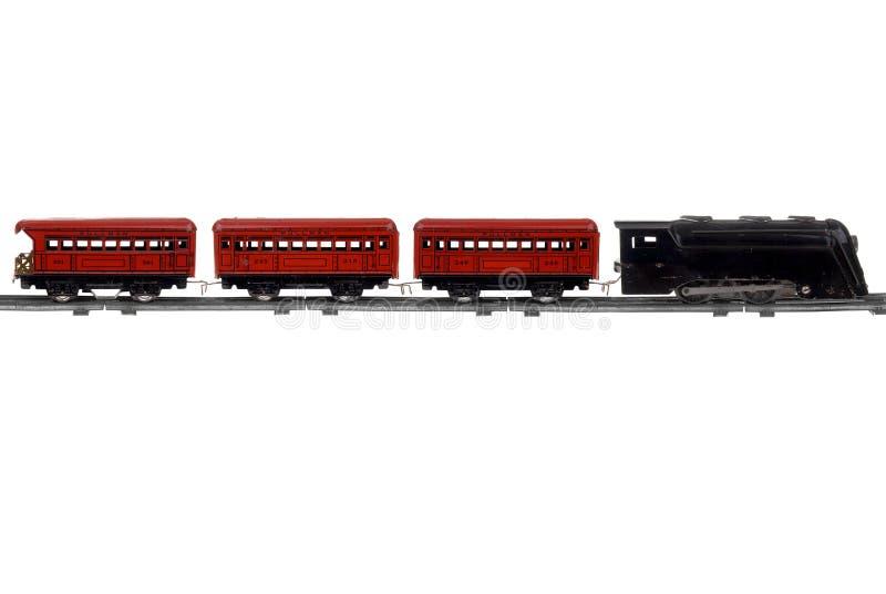 поезда игрушки стоковые изображения rf