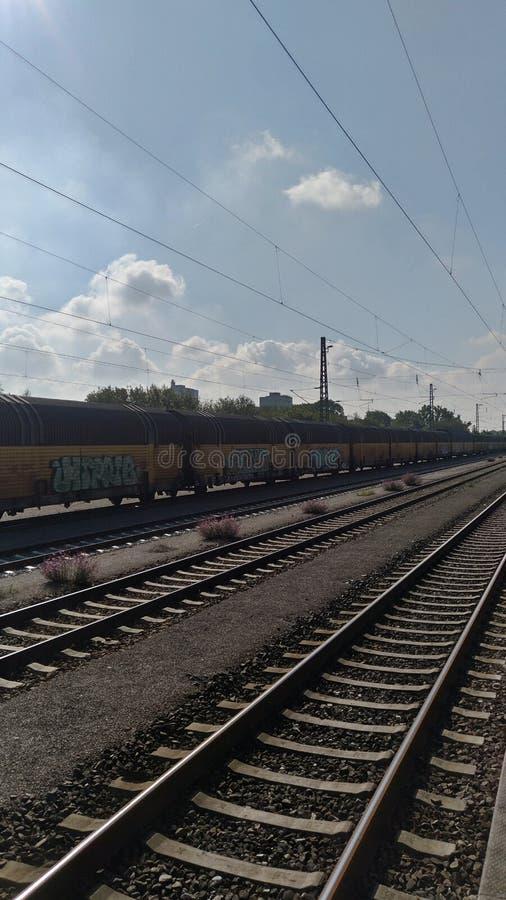 Поезда Мюнхен стоковые изображения rf