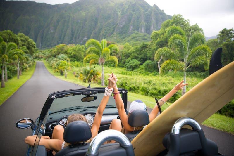 Поездка Гаваи стоковое изображение