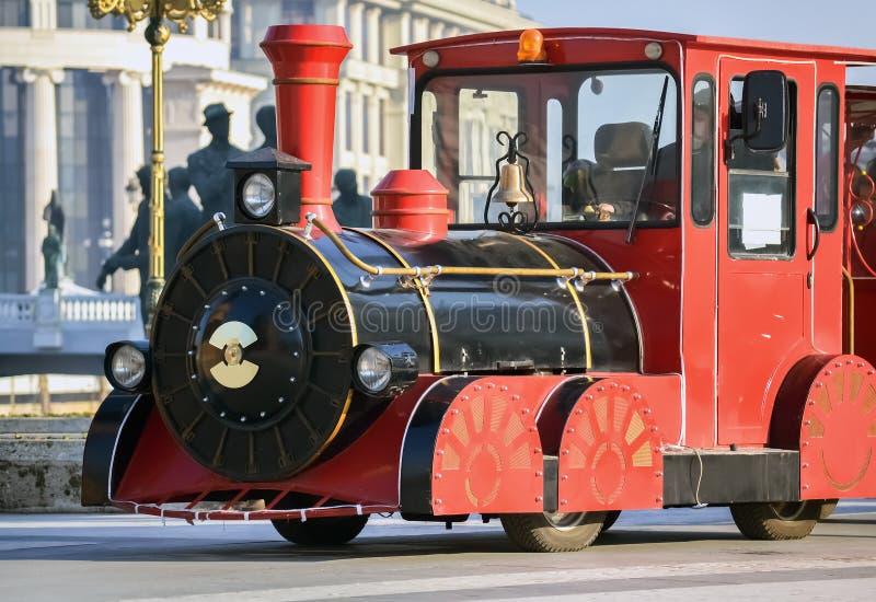 Поезд для детей стоковая фотография rf
