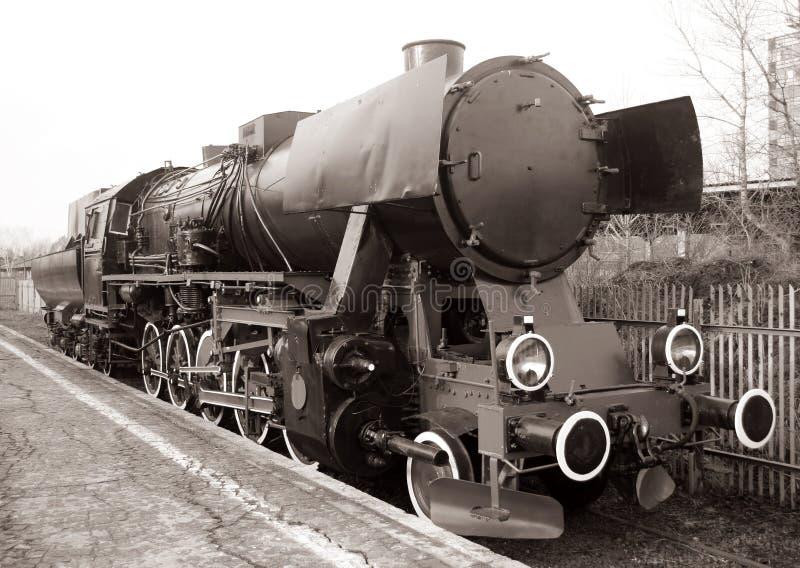 Download поезд пара стоковое фото. изображение насчитывающей паровоз - 6867432