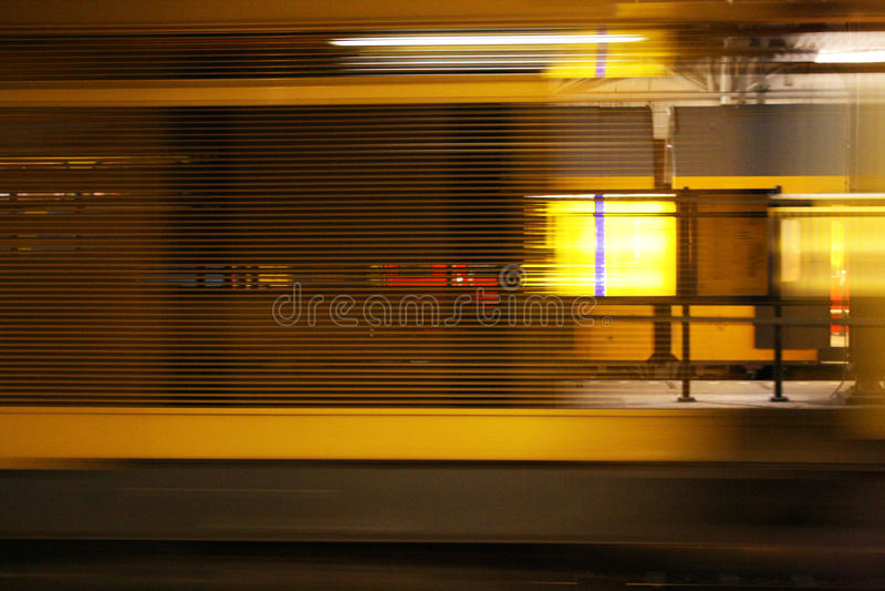 поезд пули стоковая фотография