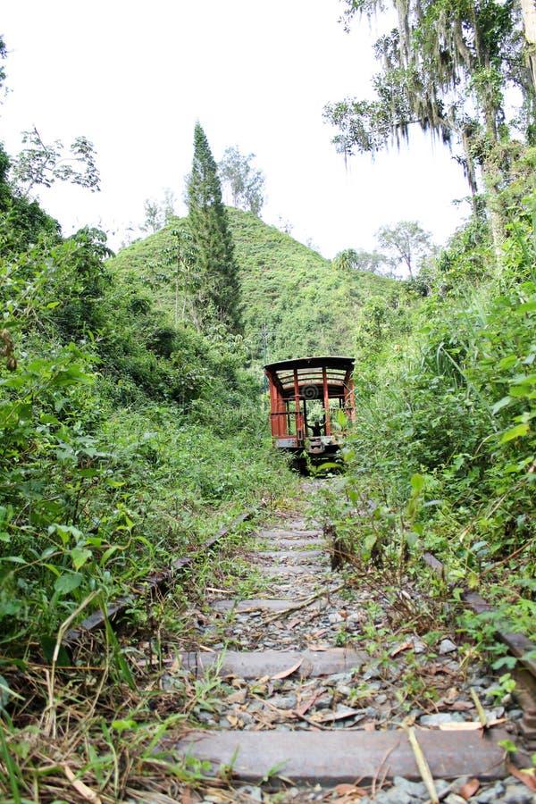 Поезд шарма стоковая фотография
