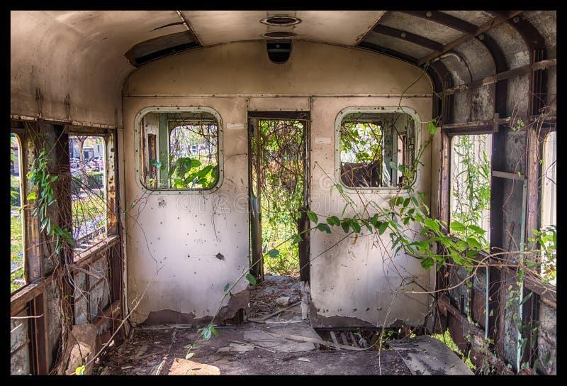 Поезд спада стоковые фото