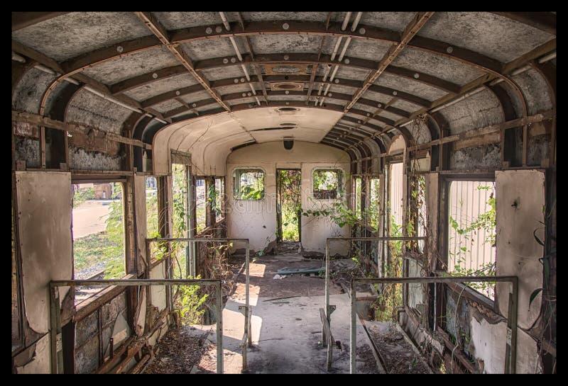 Поезд спада стоковые изображения