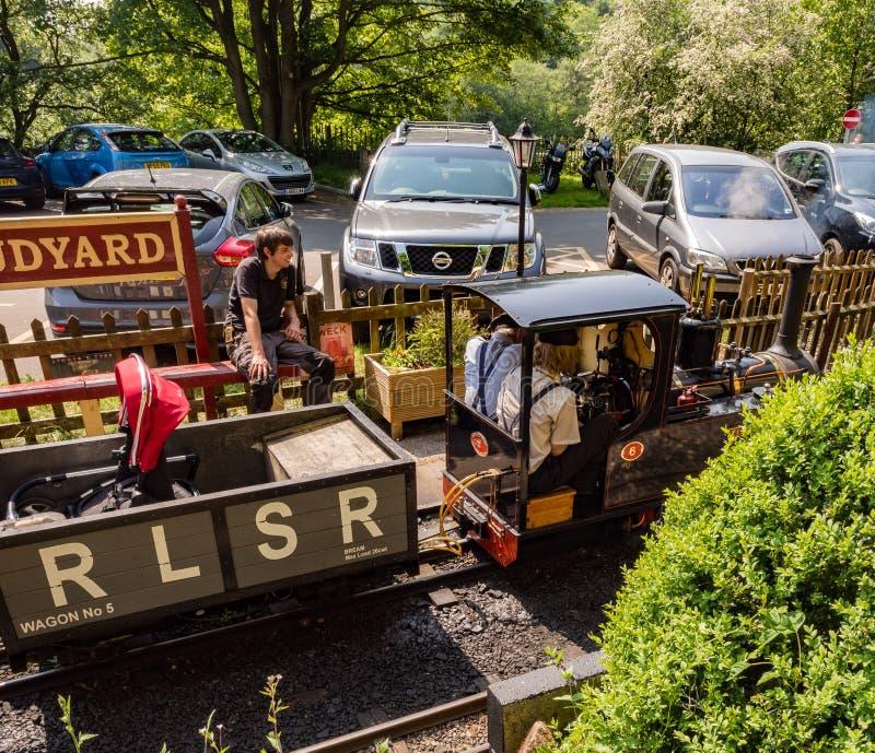 Поезд стоковое изображение rf