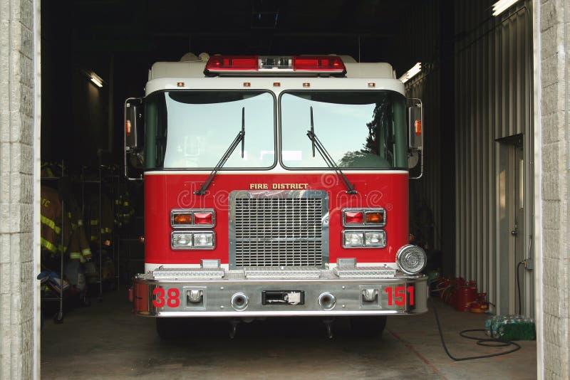 пожарная машина Стоковое Фото