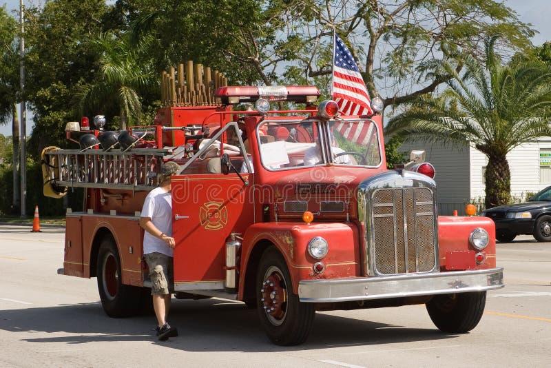 пожарная машина стоковые изображения