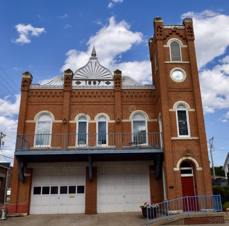 Пожарное депо Toledo стоковые изображения
