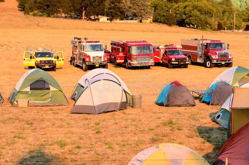Пожарные стоковое фото