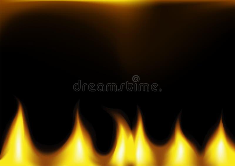 пожар предпосылки бесплатная иллюстрация