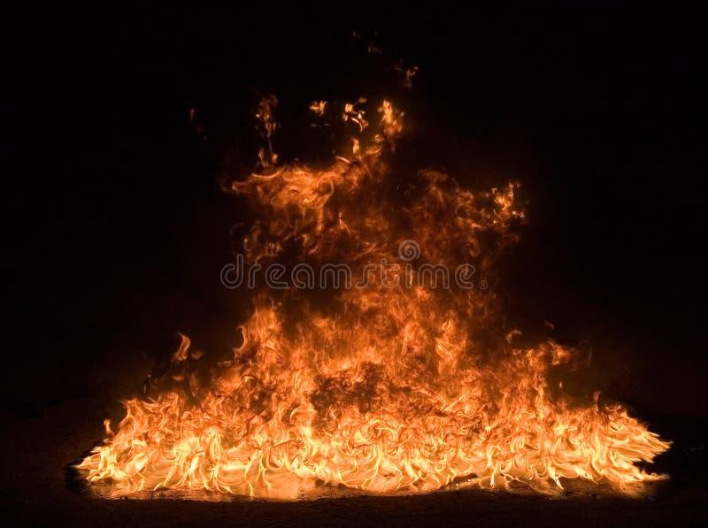 пожар 02 стоковое фото rf