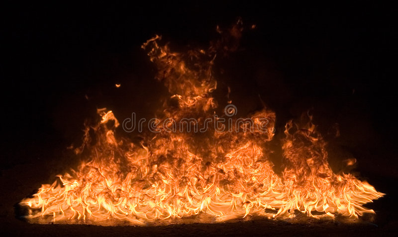 пожар 04 стоковое фото rf