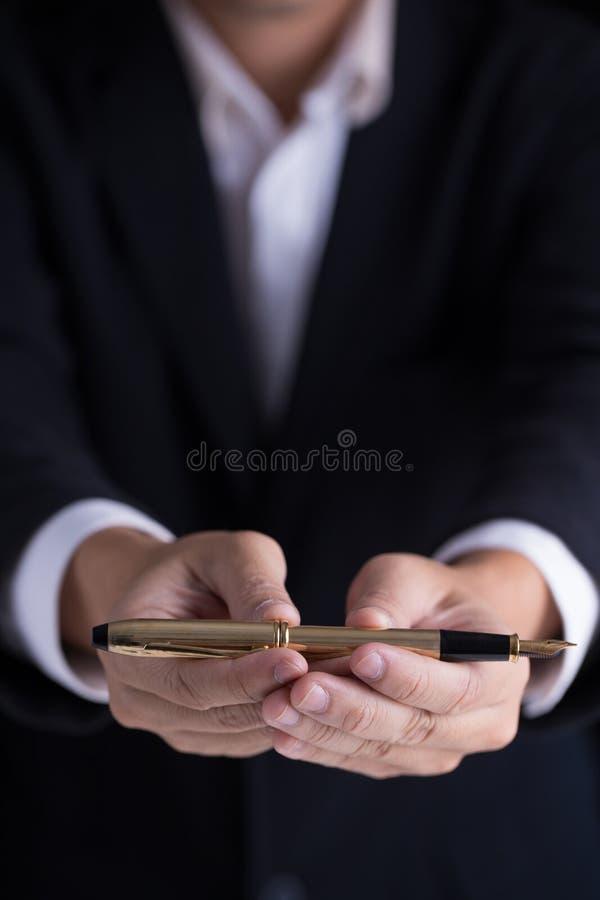 Пожалуйста подпишите стоковое фото