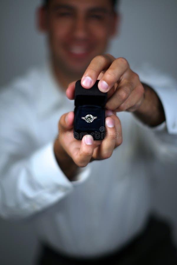 поженитесь я стоковая фотография rf