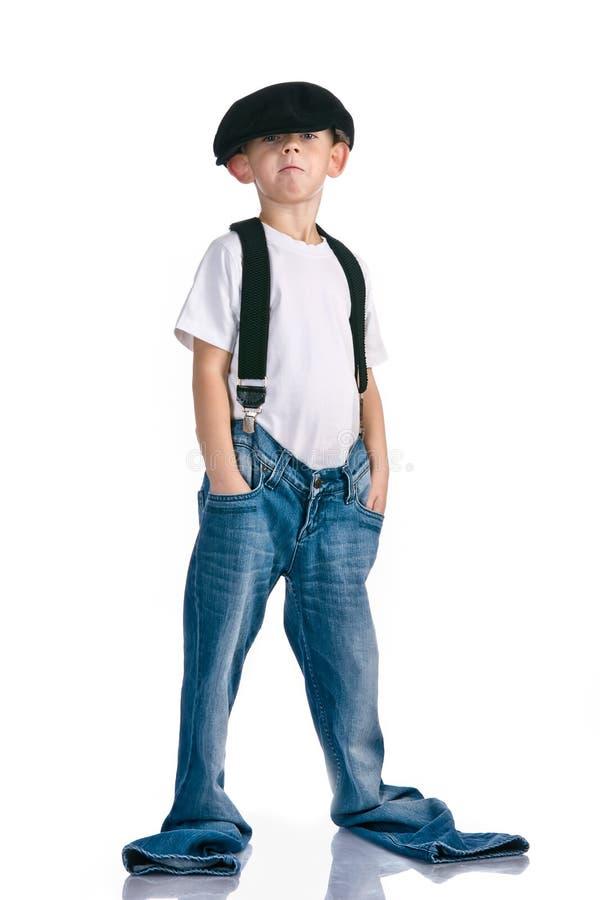 позвольте джинсыам роста к стоковое фото rf