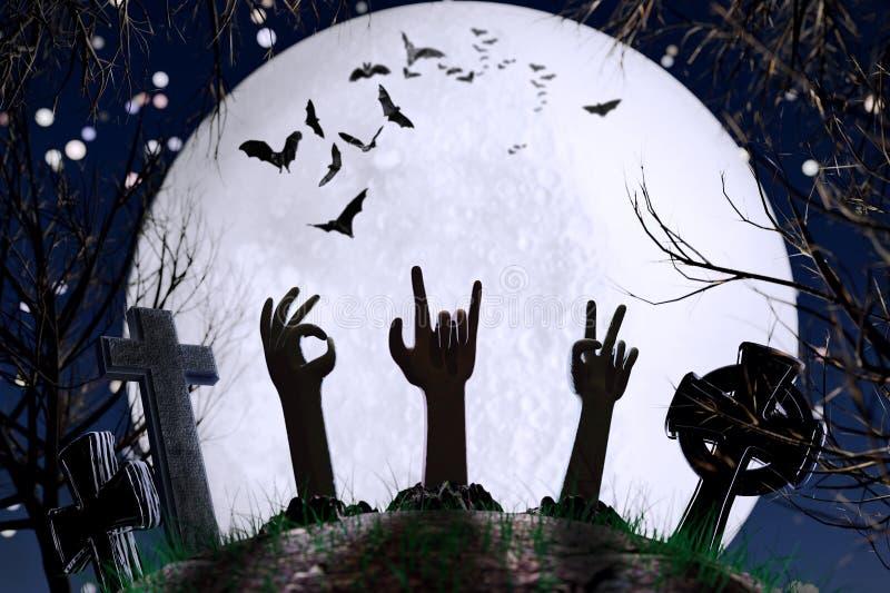 Позвольте ` хеллоуину! стоковые фотографии rf