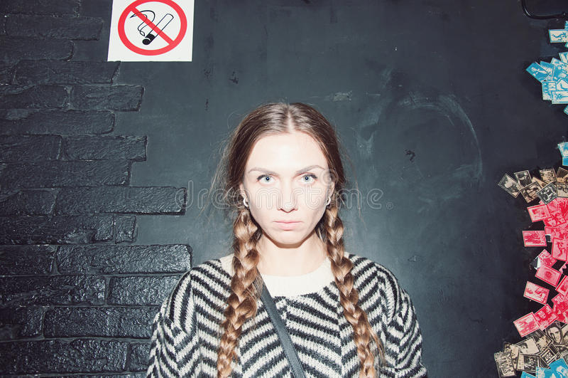 позволенный не курить стоковое фото