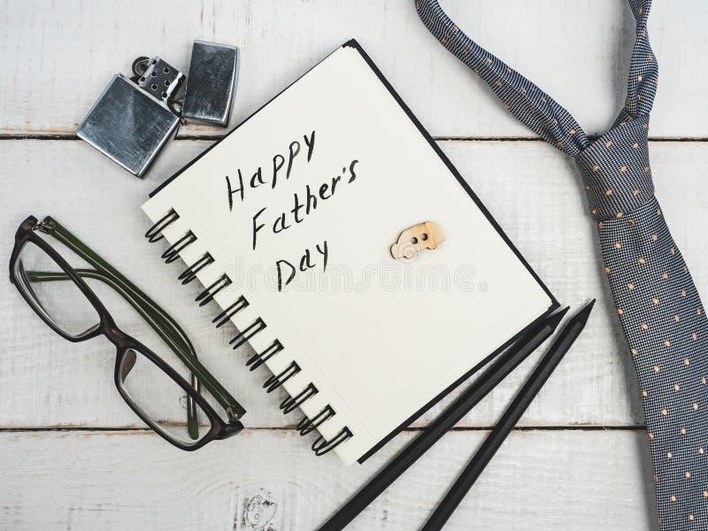 Поздравления на день ` s отца стоковое фото