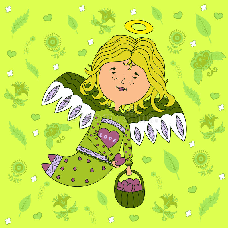 Поздравительные открытки дизайна на день валентинок бесплатная иллюстрация