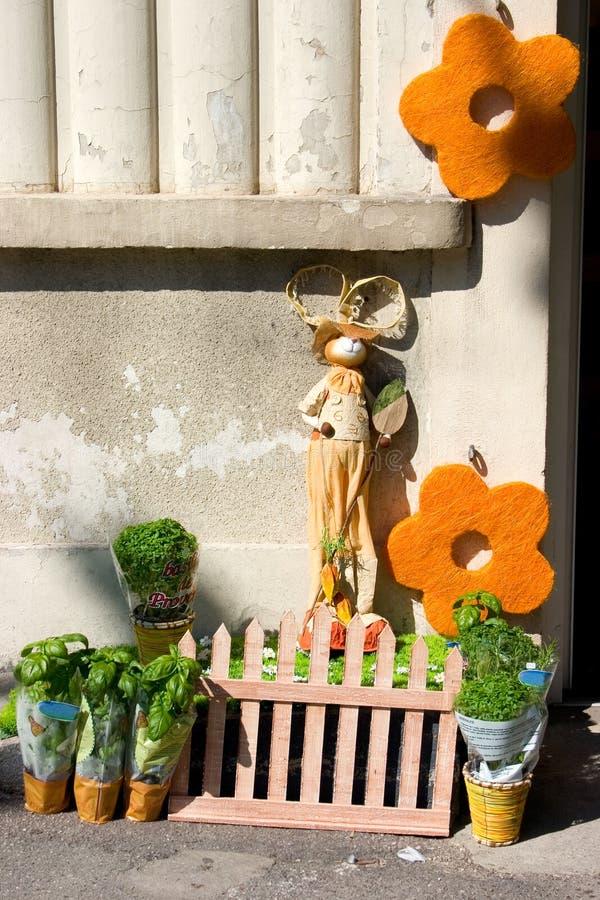 покажите весну сада стоковые изображения rf