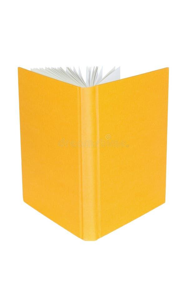Показанная Желтая книга стоковые фото