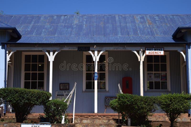 Покойная деревня Паломницы в ЮАР стоковые фотографии rf