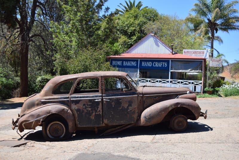 Покойная деревня Паломницы в ЮАР стоковые изображения rf