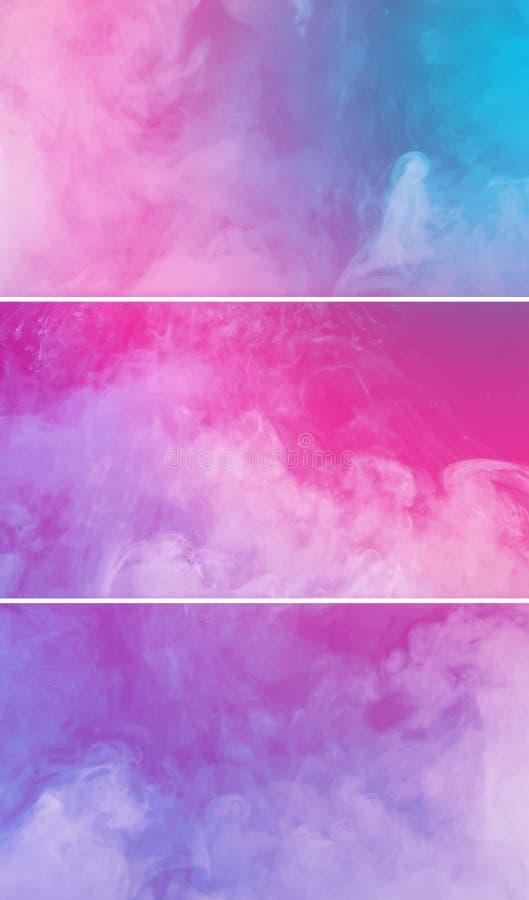 Покрасьте предпосылку расслоины абстрактную стоковые фотографии rf