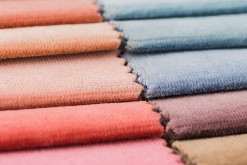 Download покрасьте текстуру образцов ткани Multi Стоковое Изображение - изображение насчитывающей качество, multi: 40582199