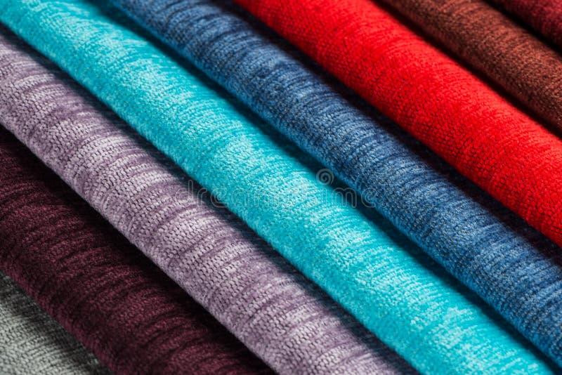 Download покрасьте текстуру образцов ткани Multi Стоковое Фото - изображение насчитывающей декор, хлопок: 40585054