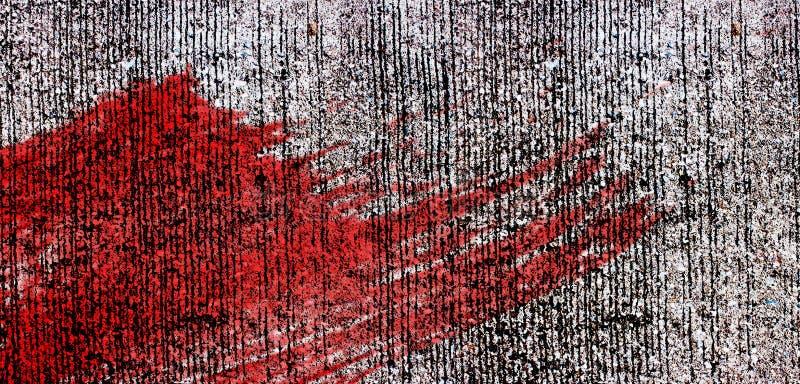Покрасьте текстуру предпосылки стены цемента пятна реальную изолированный на whit иллюстрация штока
