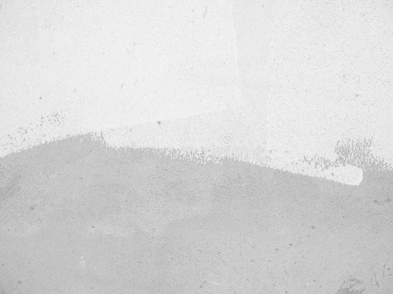 Покрашенная белизной предпосылка стены стоковое фото rf