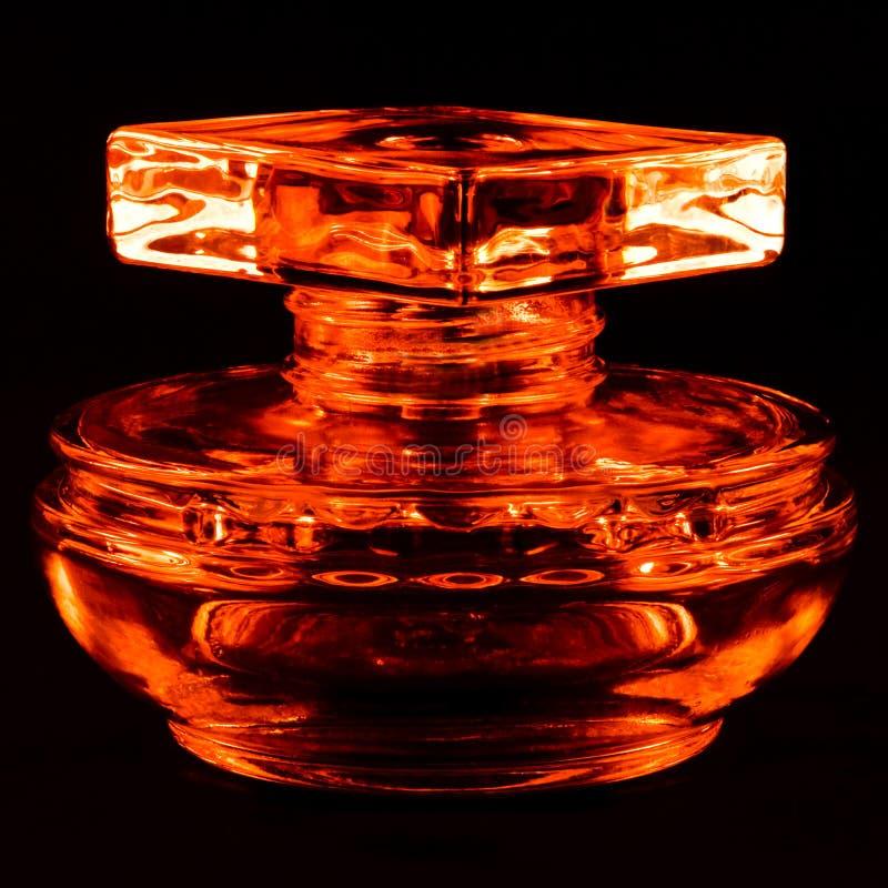 покрашенная бутылка стеклянной стоковое изображение rf