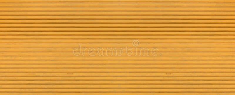 Покрашенная железная штарка ролика стоковое изображение rf