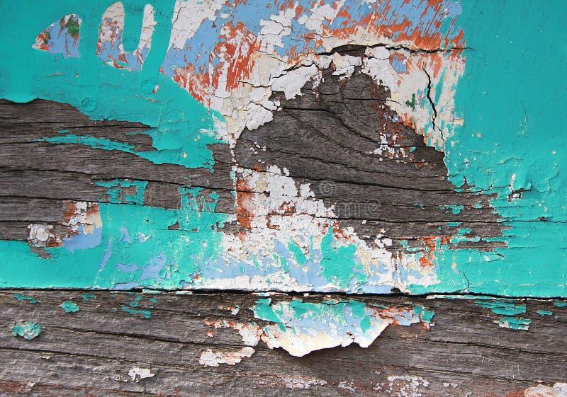 покрашенная древесина стоковая фотография rf