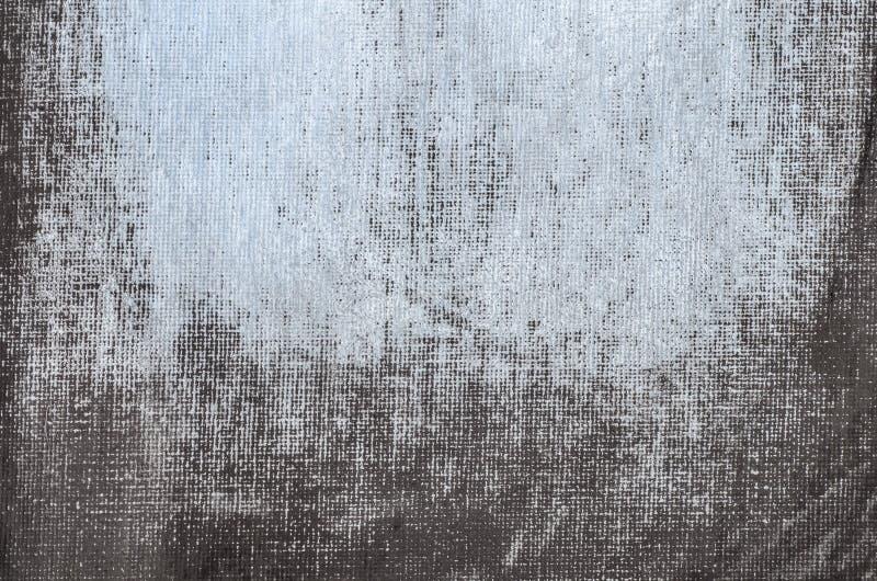 Покрашенная синью художническая предпосылка холста стоковые изображения rf
