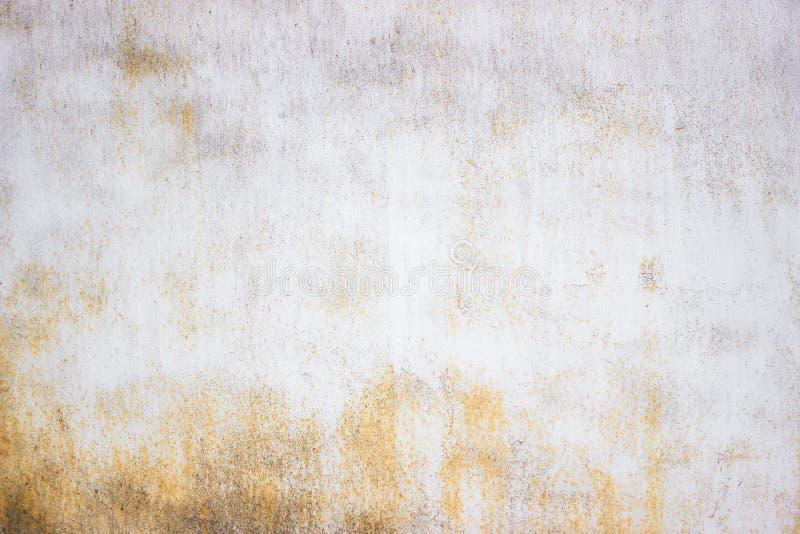 Покрашенная текстура заржавела загородка металла железной предпосылки старая стоковое фото