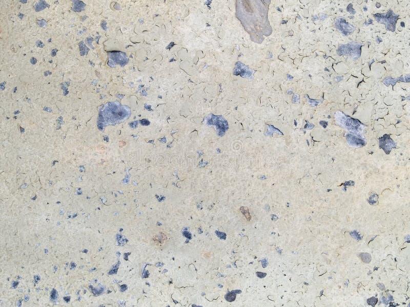 Покрашенная текстура макроса - металл - стоковая фотография