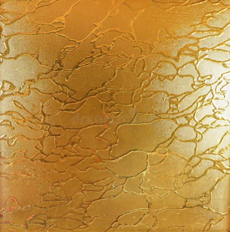 Покрашенное стекло с текстурой и сбросом бесплатная иллюстрация