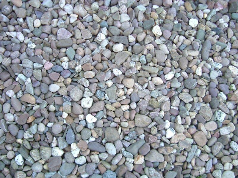 покрашенные камушки Стоковое Изображение RF