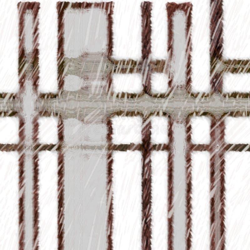 Покрашенные линии предпосылки стоковое изображение rf