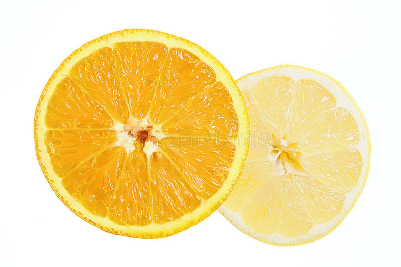 покрашенные нарисованные карандаши жизни лимона руки померанцовые все еще стоковое фото rf