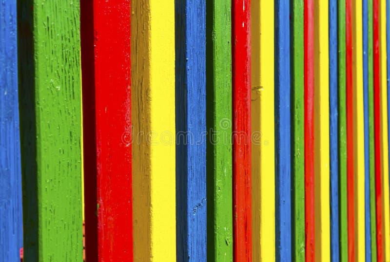 покрашенные решетины стоковая фотография rf