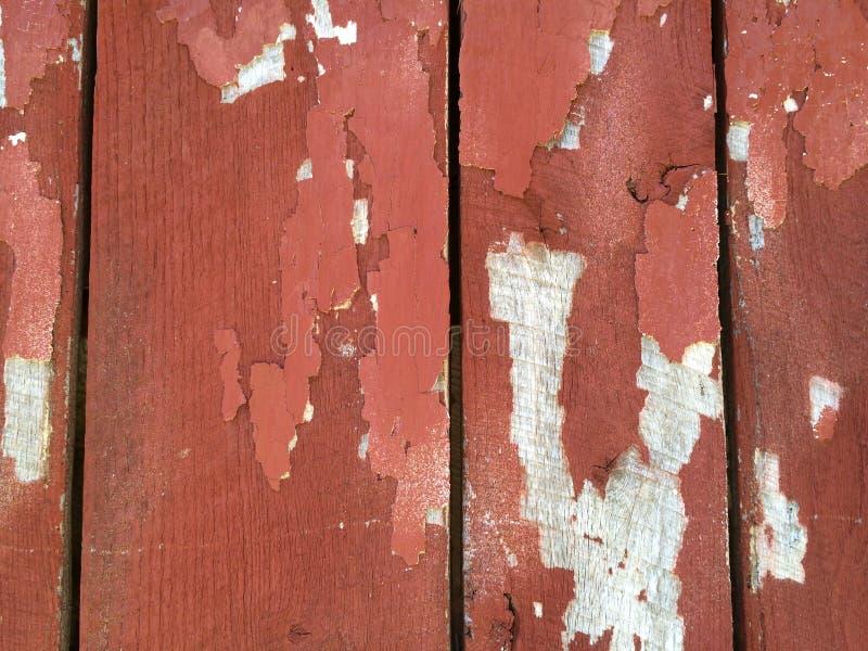 Покрашенный амбар деревянный стоковая фотография rf