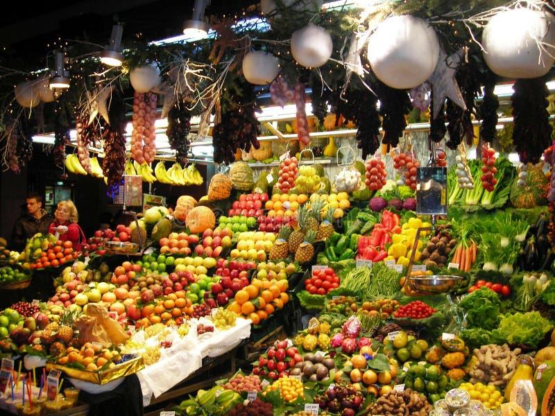 Покрашенный итальянский магазин стоковое фото