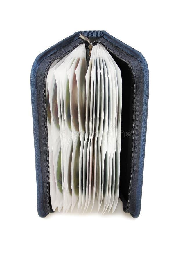 покрывайте компактный диск стоковые фото