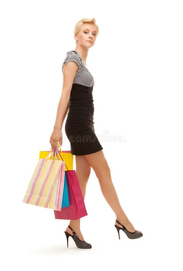 Покупатель стоковые фотографии rf