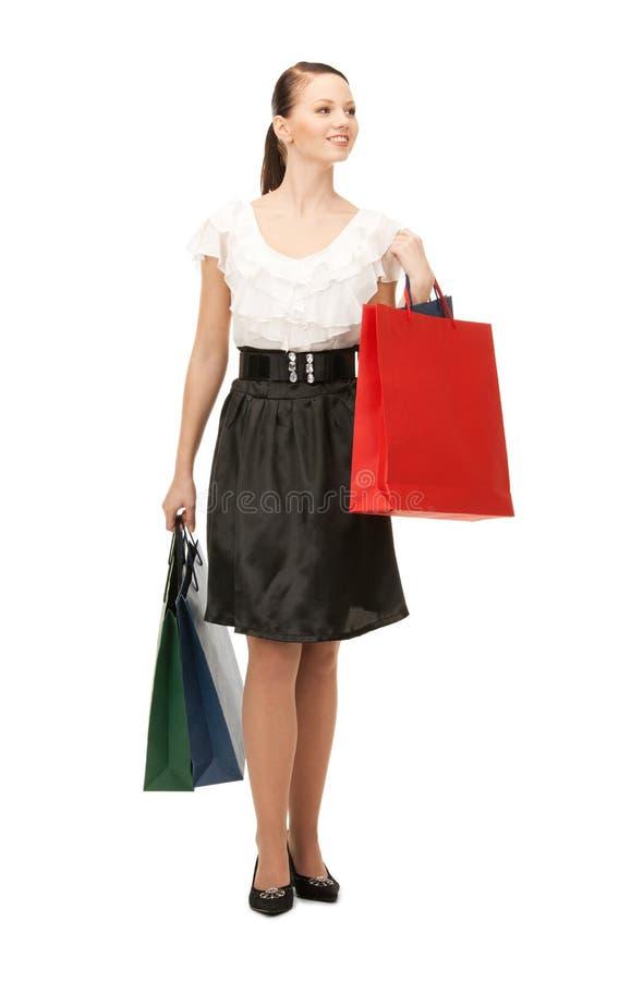 Покупатель стоковые изображения